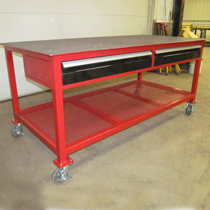 2-Drawer Workbench